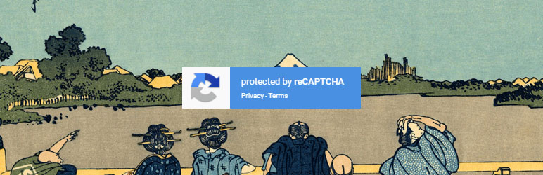 Contact Form 7 reCaptcha v3 Badge Banner